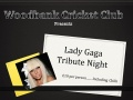 Tickets on sale now for Lady Gaga tribute . image