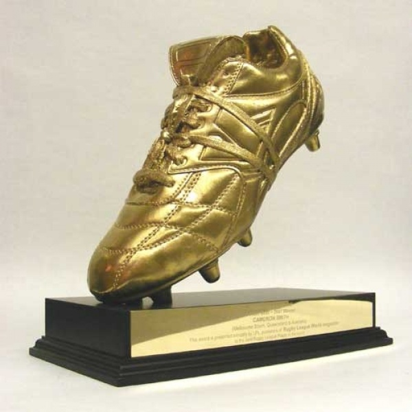 golden boot rules