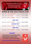 Join the Lions For Brunch Live @ The Club