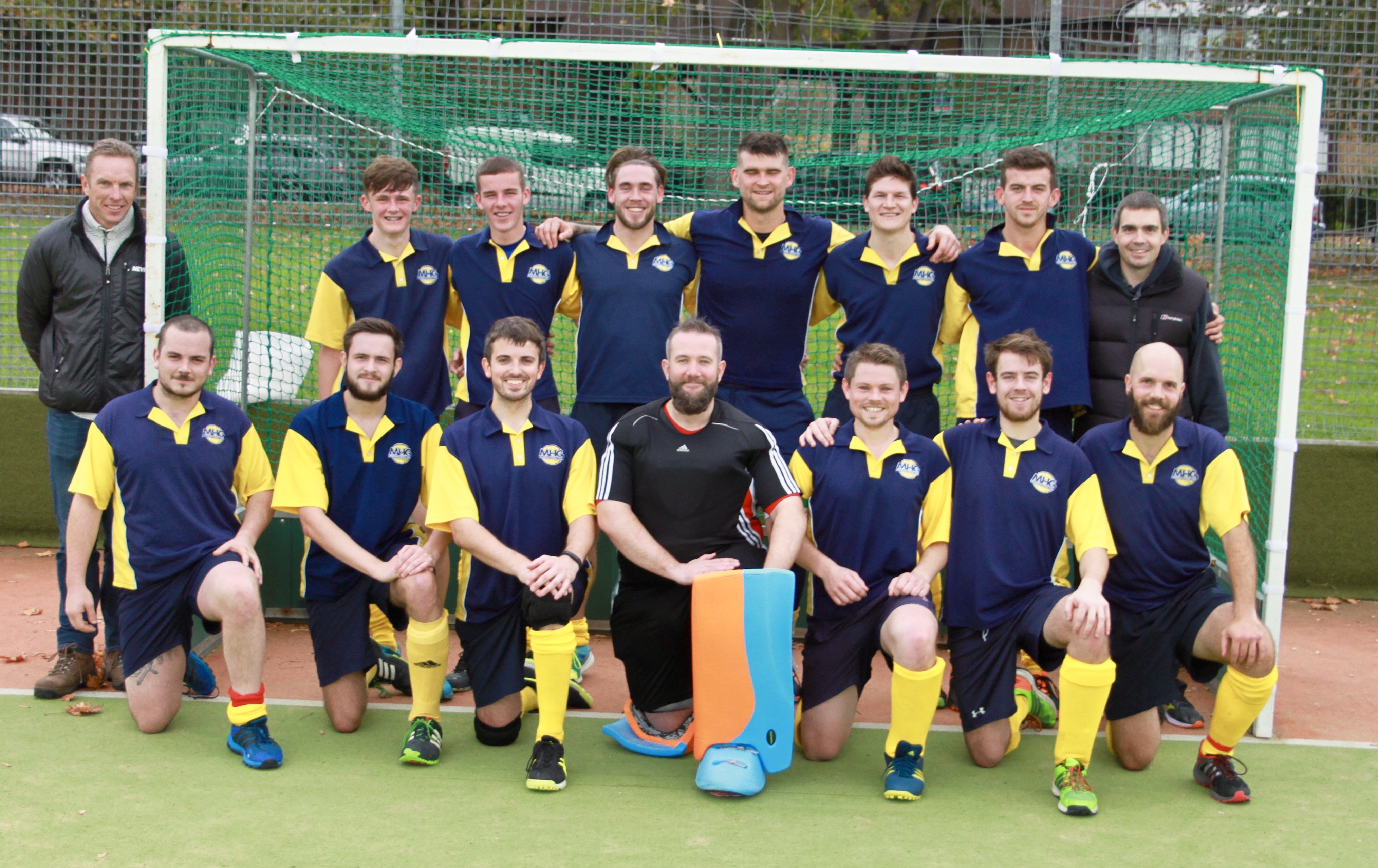 Maidstone Hockey Club teams