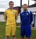 2012/13 Home and Away Strips image