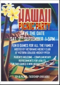 Hawaiian Picnic Party - Family Fun Day still