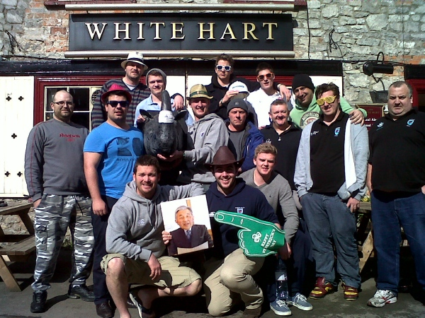 1st XV London Tour 2012 image