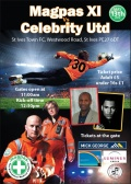 Magpas XI vs Celebrity XI Charity Match image