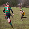 Golborne Parkside (0) v Halton (24) U16 - 17th March 13 U still