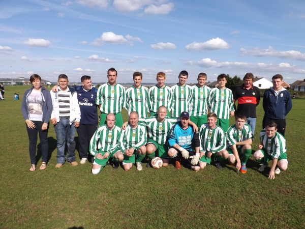 AFC Brynford  Club Photo