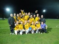 Presidents Cup Final. Connah's Quay Tigers 2 Mostyn Dragons 0.