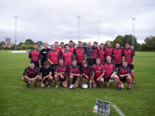 Hereford 3rd XV from Saturday 10th September 2011