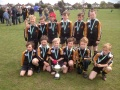 Cup success for the U9 Bs!