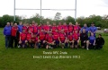Enoch Lewis Cup Final Winners 2013 still