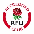 Medicals RFC is now an RFU Accredited Club image