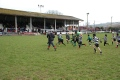 Falmouth U9's play at Pirates game V Perranporth, Easter Sunday 2013  still
