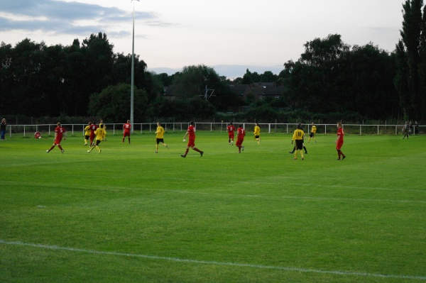 Friendly result Basford 1 v 2 Grantham Town image