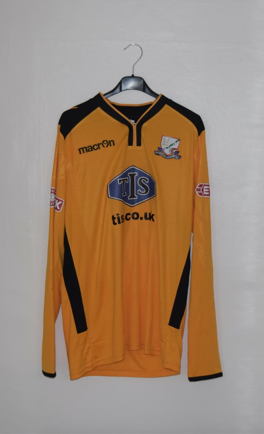 Image: Amber replica shirt