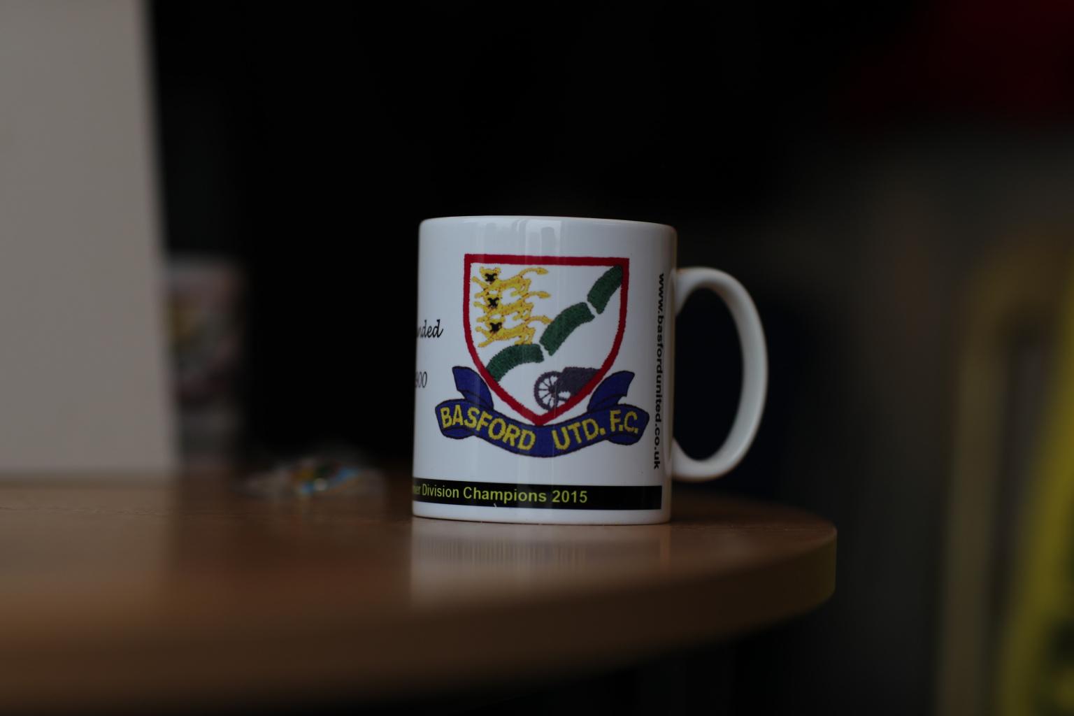 Image: Bespoke Club Mugs