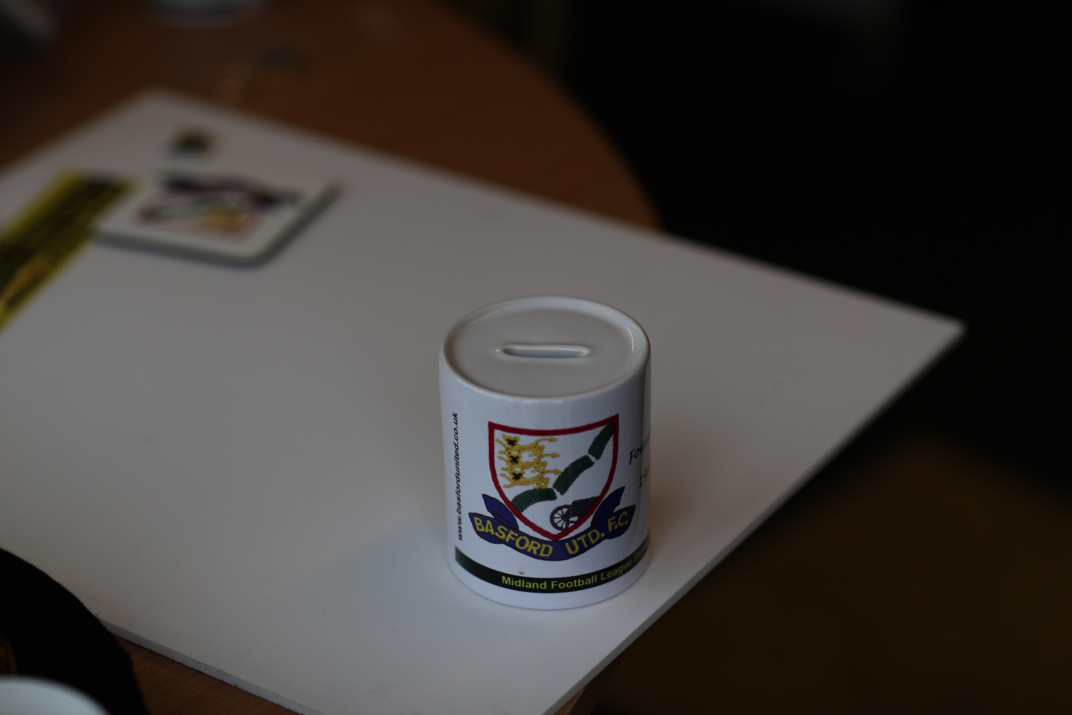 Image: Bespoke Money Tins