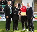 Fair play champions Dabbers honoured