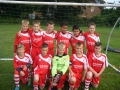 Under 10 home strip team photo still