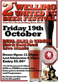 2nd Welling United FC Beer Festival image