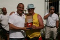 Marbella RFC give TRFC the award of 
