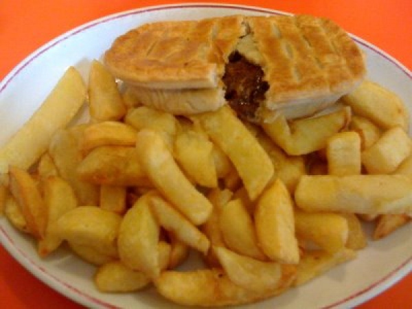 England v France - Pie and chips night - News - St Marys Old Boys RFC