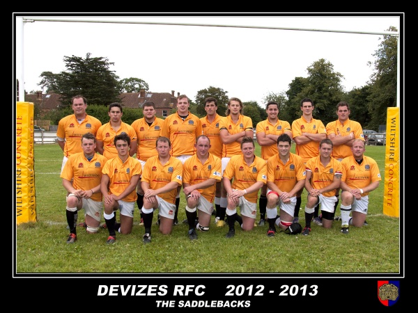 Left to right (back row): James Gaiger, Andy Thompson, Steve Rowbotham, Lewis Paget, Paul Kuipers, Bertie Wimble, Jorge Wadman, Joe McClean, Chris Lewis.