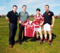 Ladies Senior Football 2012 still