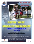 Centex 'Open' Tournament image