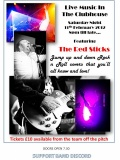 LIVE MUSIC - SATURDAY 11TH FEBRUARY image