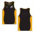 Komodos Training Vest (Black/Gold)