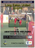 Armthorpe Welfare Programme still