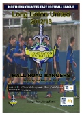 Hall Road Rangers Programme still