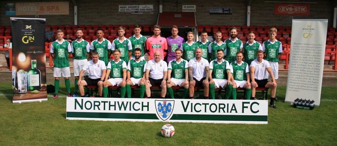 Northwich Victoria Football Club Vs Cammell Laird 1907 Fc Fa Vase