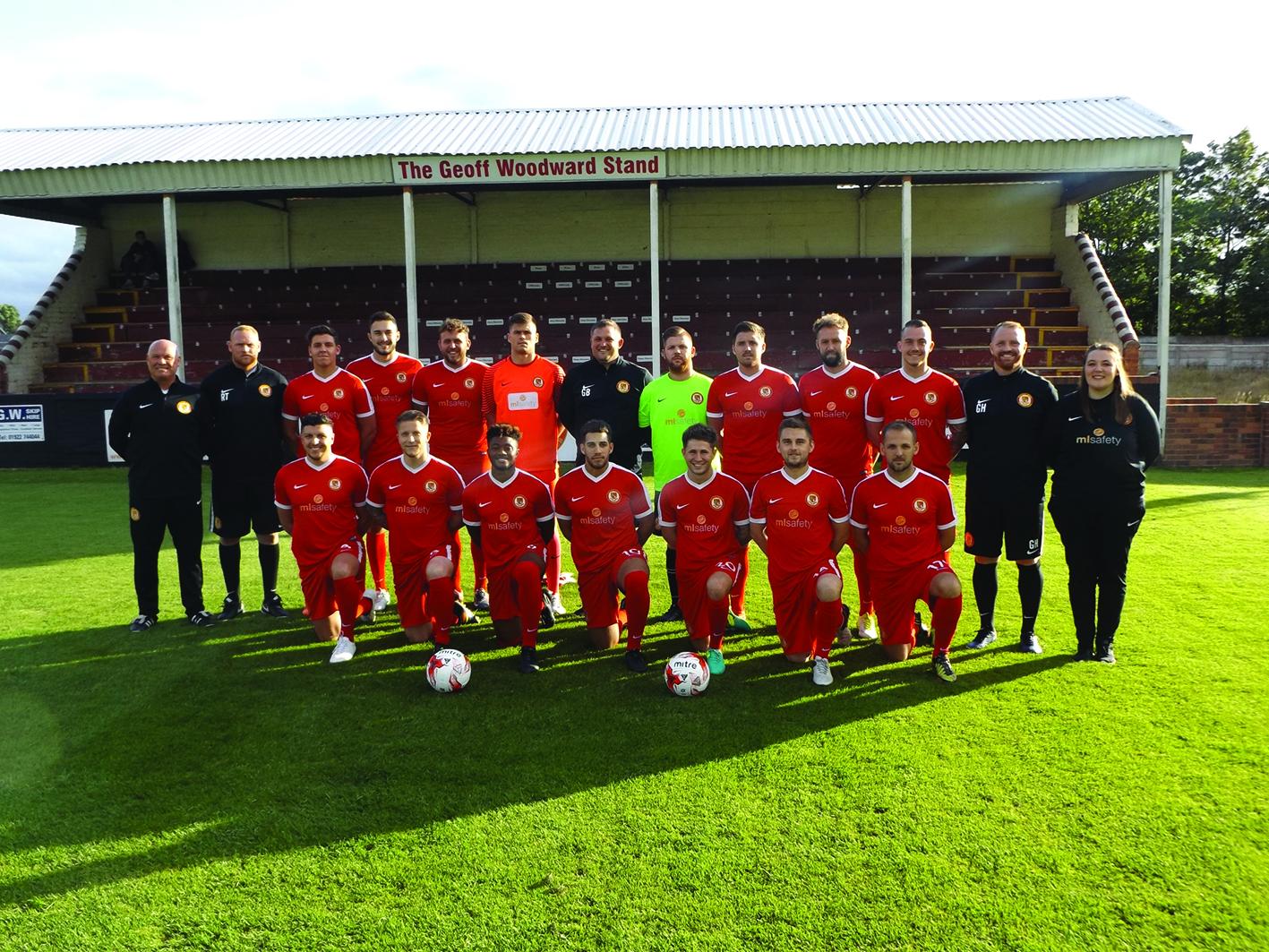 Walsall Wood Football Club