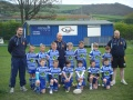 SIDDAL BULLDOGS U9'S still