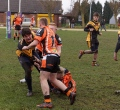 Vikings U16's v Rockets still