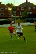 Mossley Vs FC United in Pre Season Friendly still