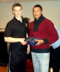 First Team Presentation Evening image