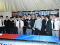 JUNIOR COLTS PRESENTED WITH LEAGUE TROPHY image