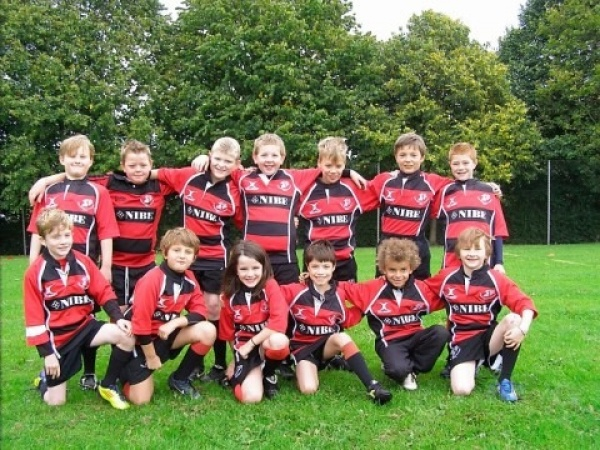 Chesterfield Panther U9's (2012/13)