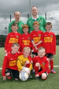 2013 Ballymena Invitational Mini Soccer Squads still