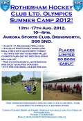 RHC Summer Camps 2012 image