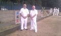 Trev and Billy County pairs County  area Quaters Finals 2010 Presention night 2011 still