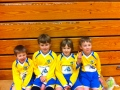 indoor with Kendal utd u7's still