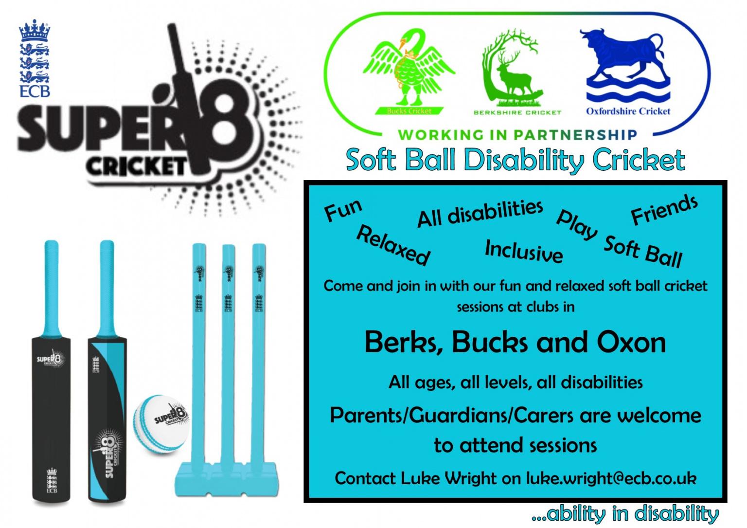 Disability Cricket - Super 8 Cricket - Super 8 Cricket