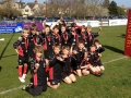 Wendens U9's Win the Cambridge Festival still