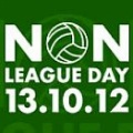 Non-League Day 13/10/12 Special Offer image