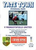 Lacklustre Mangotsfield Disappoint