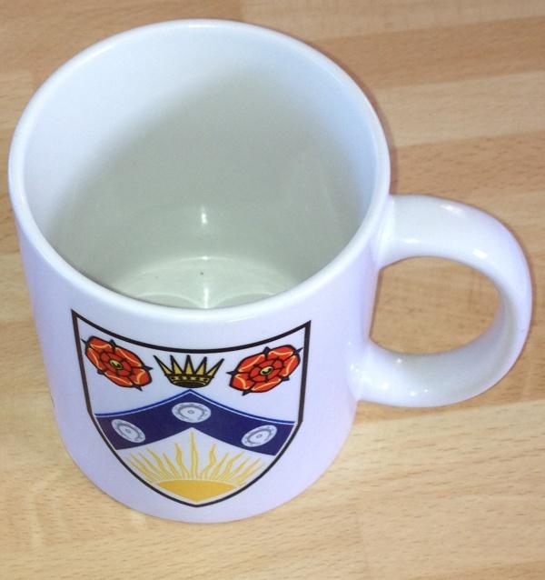 Image: Crested Mug