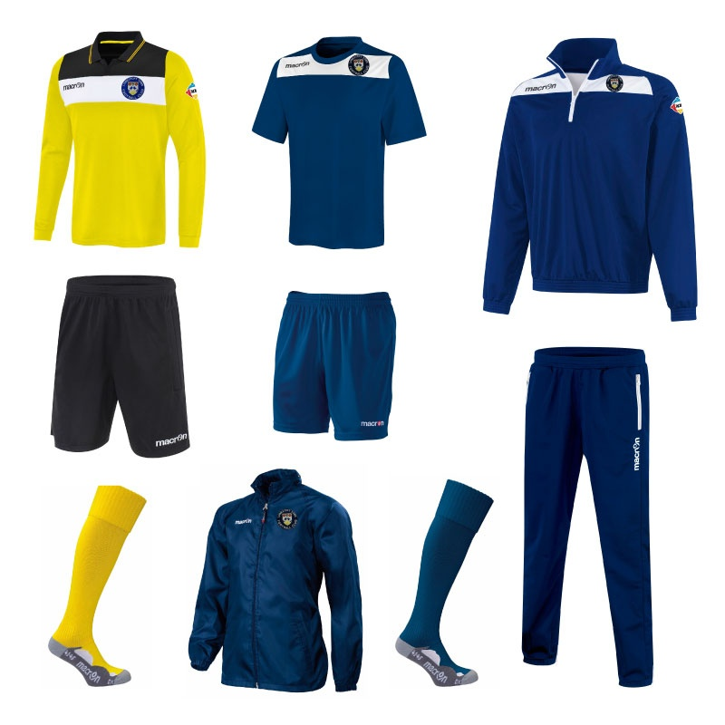 Image: Academy goalkeeper kit -Junior
